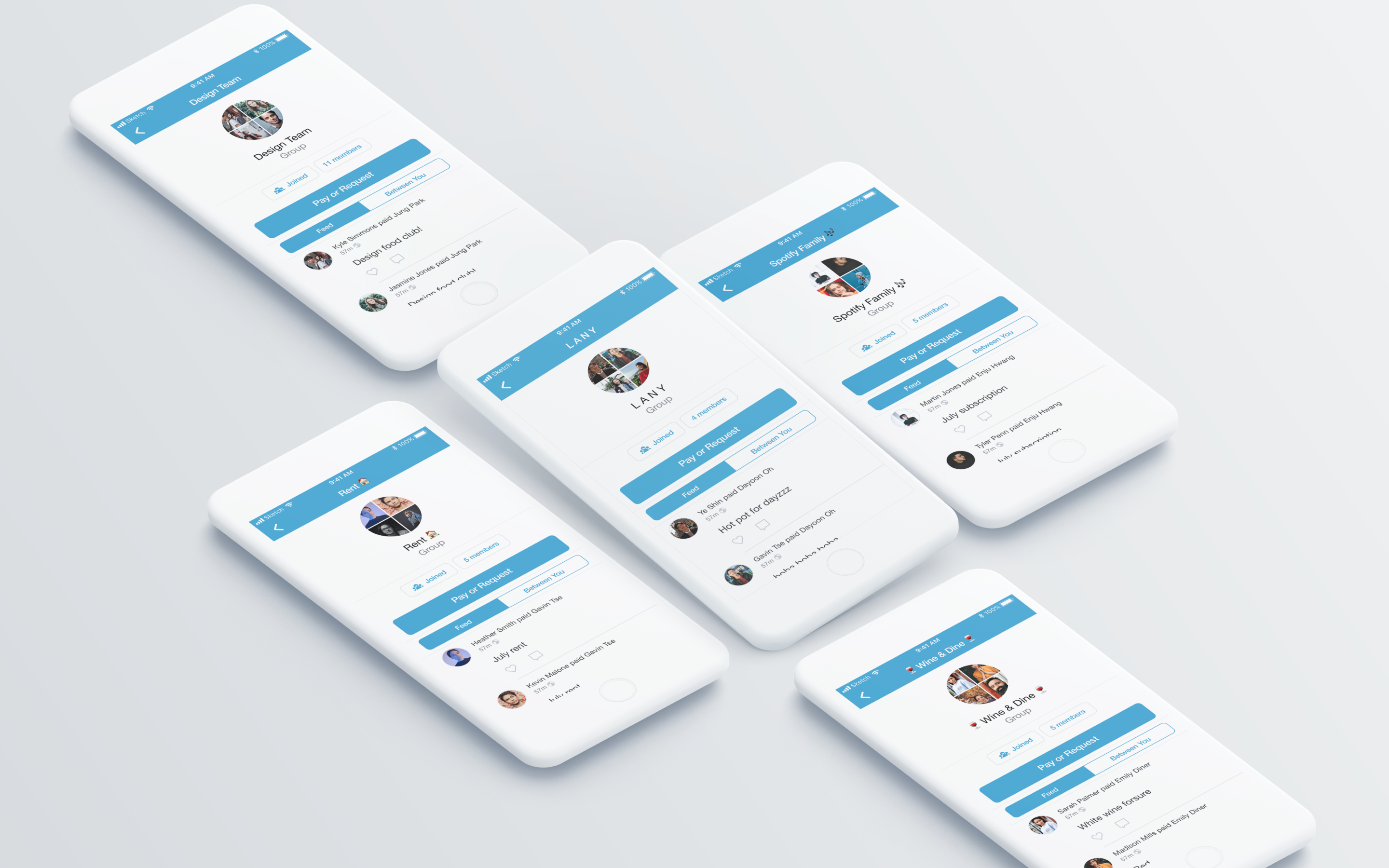 Thumbnail image of venmo groups project